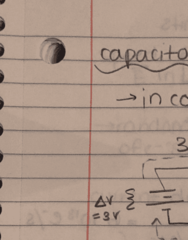 PHYSICS 5C Lecture 9: Capacitors Review; Introduction to Current