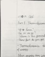 CHE 132 Lecture 1: Document 2019-01-30