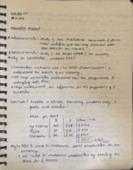 ECON 20B Lecture 1: LECTURE 1