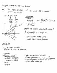 MATH 2B Lecture 11: Midterm Review