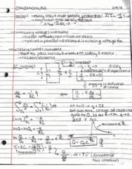 PHYSICS 5C Lecture 13: Complex Circuits, Brain vs. Computer Discussion