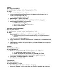 Political Science 1020E Study Guide - Midterm Guide: Decision Rule, Minimax, Positive Liberty
