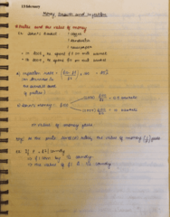 ECON 20B Lecture 17: LECTURE 17