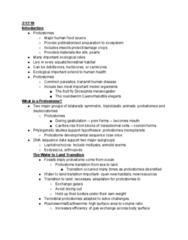 BIO SCI 94 Lecture Notes - Lecture 18: Protostome, Symmetry In Biology, Lophotrochozoa