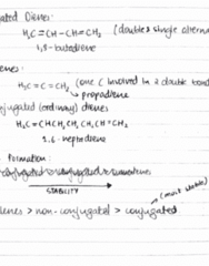CHEM 238 Lecture 5: Diels Alder Reaction for Dienes and Dienophiles (Chp 15)