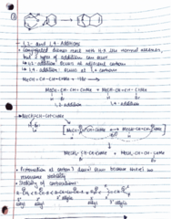 CHEM 238 Lecture 6: 1,2 vs. 1,4 Addition and Kinetic vs. Thermodynamic products (Chp 15)